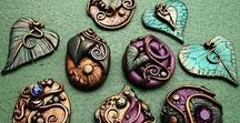 Material: polymer clay / Polymer clay: jewlery and more!!
