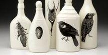 Decorate: bottles
