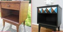 Upcycling: furniture makeover