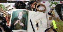 Sketchbook / A peek into Co-Founder Amy Fleuriot's sketchbook.