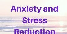Stress and Anxiety Relief / Stress and anxiety are huge health issues that are often overlooked. For menopausal women too much stress or anxiety can make many health issues worse.