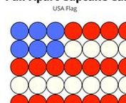 Patriotic USA Party Themes / 4th of July Memorial Day Labor Day Activities Balloons Birthday Budget Crafts Cupcakes Decorations DIY Dollar Store Food | Drink Free Printables Games | Activities Hosting Ideas Party Themes Planning Recipes Supplies