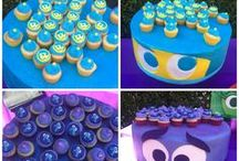 Disney Inside Out Party Ideas /  Activities  Balloons  Birthday  Budget  Crafts  Cupcakes  Decorations  DIY  Dollar Store  Food | Drink  Free Printables  Games | Activities  Hosting Ideas  Party Themes  Planning  Recipes  Supplies