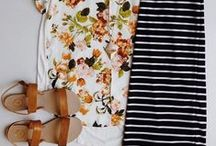 summer & spring closet. / i would totally wear that.