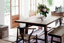 DINING / Dining Room / by Megan // HONEY WE'RE HOME