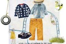 kids style / by Liesl Gibson