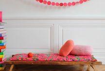 kids rooms / by Liesl Gibson