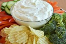 Recipes- Dips, apps and misc