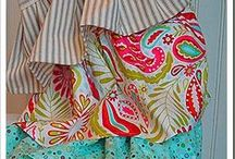 """Style   Aprons & Fabrics / Every time I """"tie one on"""" I think of my heritage, my mom, my Grandma, and Great Grandma Rosa."""