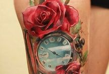 Tats :) / by Kristy Shanklin