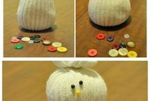 Craft Ideas / by Laury Seanor Bailey