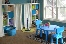 Kid Room / by Maria Bowser