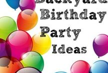Party Time! / Themes and entertaining ideas / by Wanda Sluss