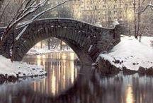 Beautiful Bridges / by Christine Bode