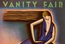 Vintage Vanity Fair / Vintage Vanity Fair magazine covers from yesteryear.