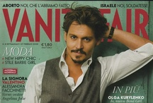 Vanity Fair Magazine / Probably my favourite magazine of all time.