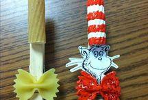 Seuss stuff / by Maria Bowser