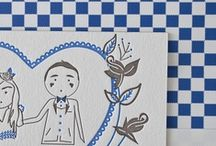 Illustrative Hand Drawn Style Weddings