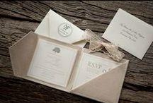 Pocket Folder Wedding Invitations