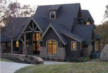 Dream Home / I dream of building a house.