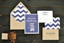 Stripes Theme Wedding Ideas