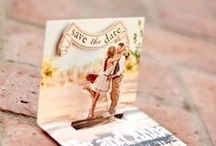 Save the date Ideas / by Kalo Make Art