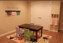 Craft Room / by Cathy Reeves