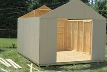 Built On Site Shed Installations / If you're considering to buy a built on site shed and are wondering how the installation and delivery process works, follow our visual guide.