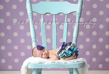 Maternity and Newborn Photography / Camera settings, props and posing ideas for maternity and newborn photos.