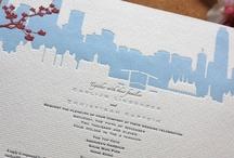 Kalo Make Art Bespoke Wedding Invitations  / All invitation designs here are designs by Kalo Make Art  www.kalomakeart.com