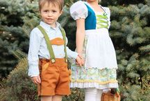 Halloween sewing with Oliver + S / by Liesl Gibson