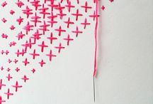 cross-stitch / by Liesl Gibson