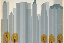 new york / by Liesl Gibson