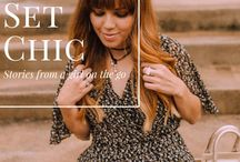 Ready Set Chic / Stories from a girl on the go. Affordable fashion, lazy girl beauty, travel on a budget.