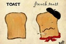 French Sayings & Cartoons
