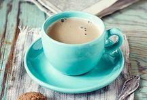 COFFEE // TEA // COCOA / Coffee, tea, and hot cocoa