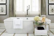 Bathrooms / Bathroom design and decor I adore