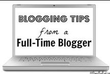 Blogging / Want to start a blog?  Here's a board that gives tips on how to get started and build traffic to your posts.