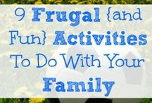 Family Life / All things pertaining to family!