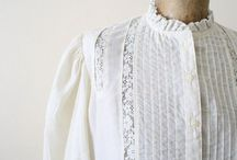 beautiful blouses / by Liesl Gibson
