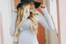 MATERNITY STYLE / by Megan // HONEY WE'RE HOME