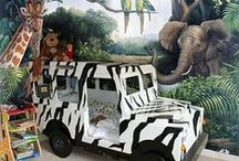 Creative Kids Rooms / by POLARN O. PYRET USA
