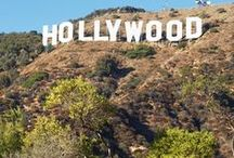Going to LA! / My BFF is taking me to Los Angeles for the 1st time on Dec. 2-7, 2014 & I can't wait!! / by Christine Bode