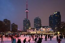 Toronto! / Toronto is my second home. I lived there for 10 years total. 1985-1989 / 1998-2004