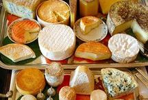 Cheesy Comfort / Cheese is my favourite food & somewhat explains my weight problem! / by Christine Bode
