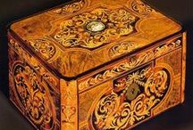 Decorative Boxes / I've always been drawn to them. / by Christine Bode