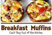 Breakfast ideas / Stuff you would love to eat for breakfast!