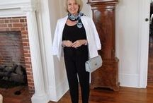 Shop With Susan / I share these items and sources with you because I enjoy owning and wearing these pieces. Bloggers sometimes wear something for two hours during a photo shoot, and then never again. I also offer those items at about half their retail price on my site.