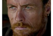 """Black Sails / A prequel to the classic Robert Louis Stevenson novel """"Treasure Island,"""" """"Black Sails"""" is a pirate adventure that centers on the tales of Captain Flint, who has a reputation throughout the West Indies as being the most brilliant, most feared of all the Golden Age pirates. It's 1715, and as Flint fights for the survival of New Providence Island -- a debauched paradise teeming with pirates, prostitutes, thieves and fortune seekers.   My favourite new show!!"""