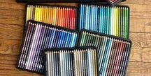 Colour Me Happy / A relaxing hobby of mine.